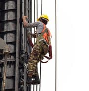 WORKING AT HEIGHTS/ CONFINED SPACE