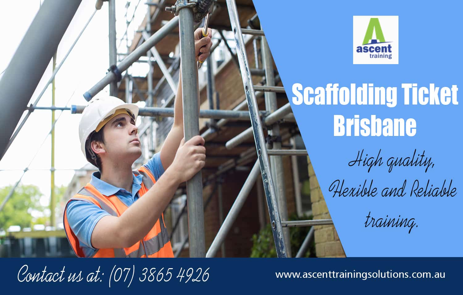 Scaffolding Course Brisbane - Ascent Training Solutions