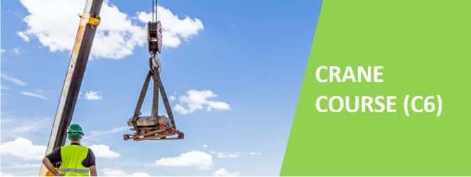 C6 Crane Ticket | C6 Crane Training | Crane Courses Brisbane
